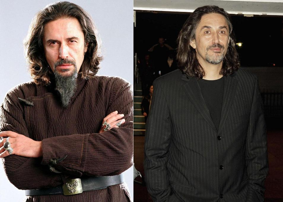 Happy Birthday to Predrag Bjelac! He played Igor Karkaroff in Harry Potter and the Goblet of Fire Film.