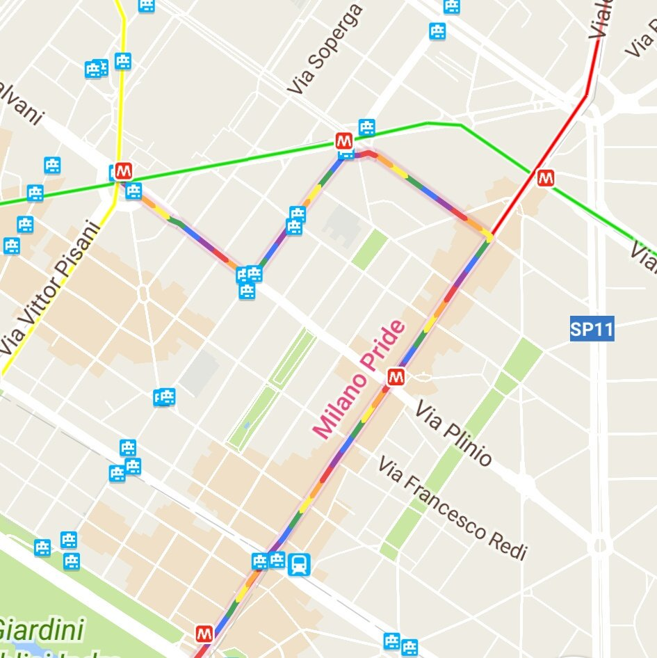 #MilanoPride