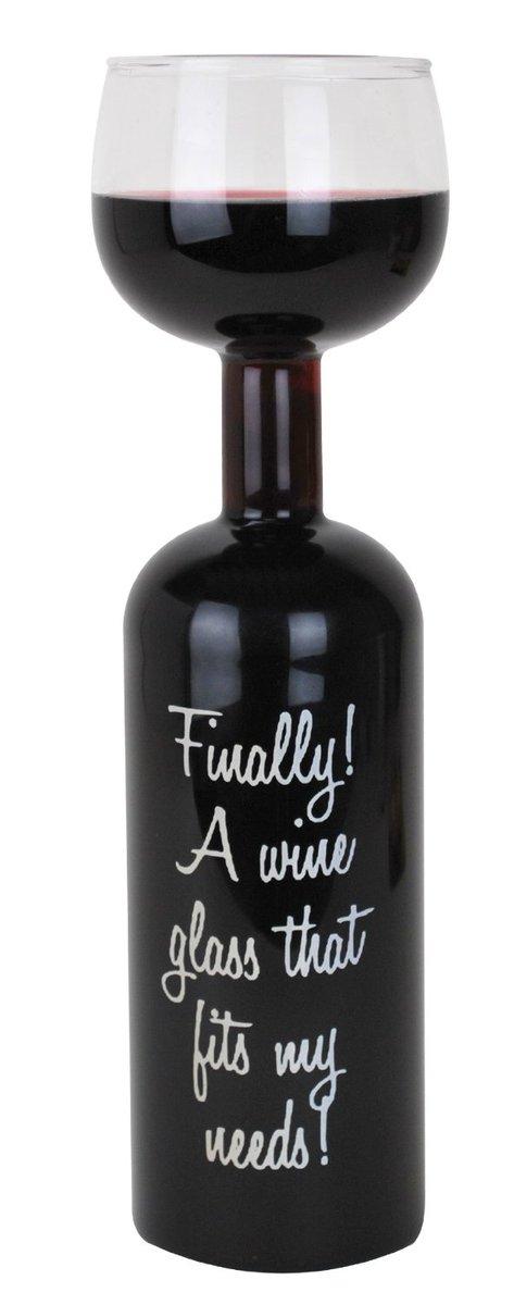 BigMouth Inc Ultimate #Wine Bottle Glass https://t.co/nHZwAniKSo #winetasting #winelovers #vino #wino #wineoclock https://t.co/VxxozhUoVD