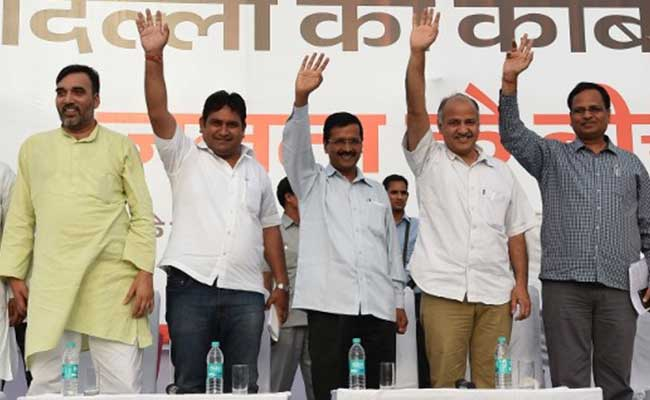 Election Commission rejects pleas of 20 AAP MLAs in office of profit case