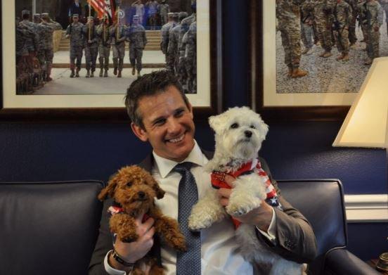 """US Armed Forces, federal departments and lawmakers celebrate """"Take Your Dog to Work Day"""""""