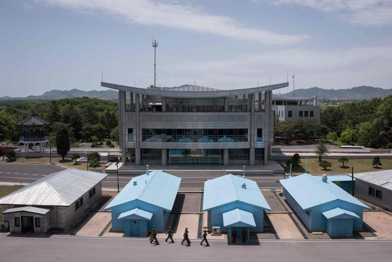 Second North Korean soldier defects to South Korea in a month