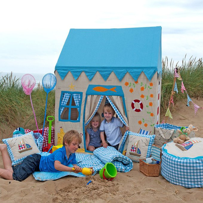 Win A Playhouse Worth £198 just in time for summer!