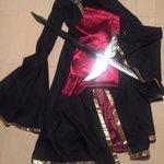 聖闘士星矢ロスキャンのアローンハーデス様衣装購入して剣とペンダントも作ったので出す機会が欲しい(´;Д;`)パンドラ、ア