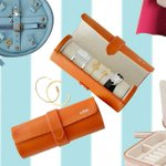 21 Travel-approved Jewelry Cases for Your Next Trip