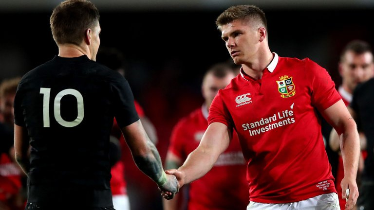 test Twitter Media - All Blacks 30-15 British and Irish Lions: Five talking points from first Test at Eden Park: https://t.co/MekBgGvBum https://t.co/D4jiYKZB29