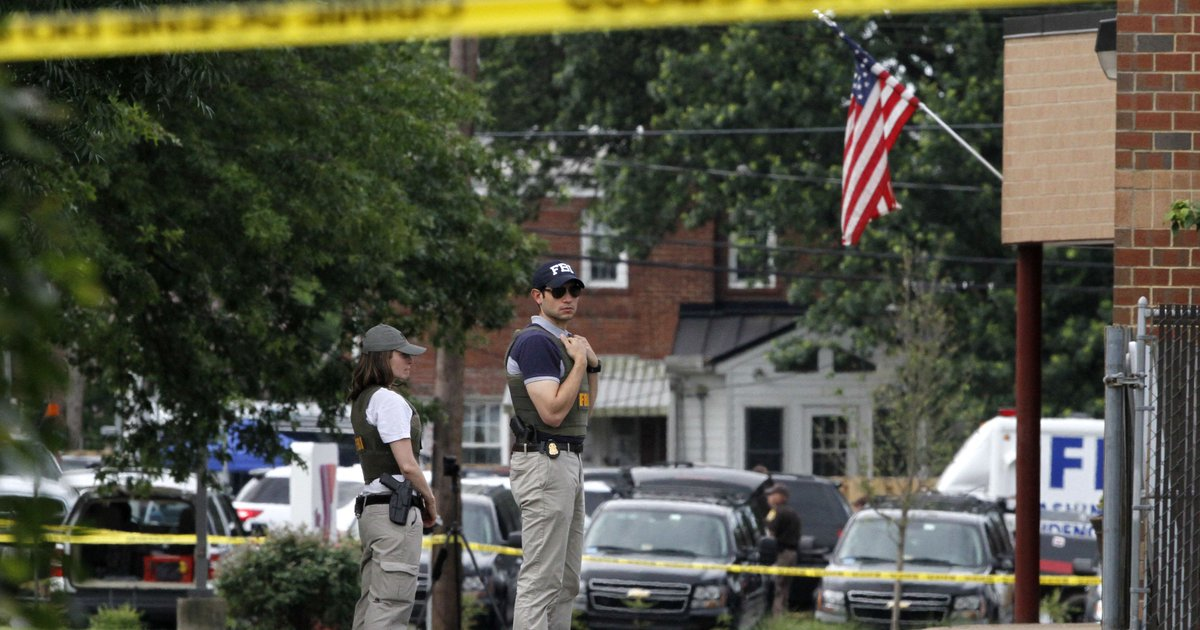 Lobbyist wounded in Alexandria baseball shooting released from hospital