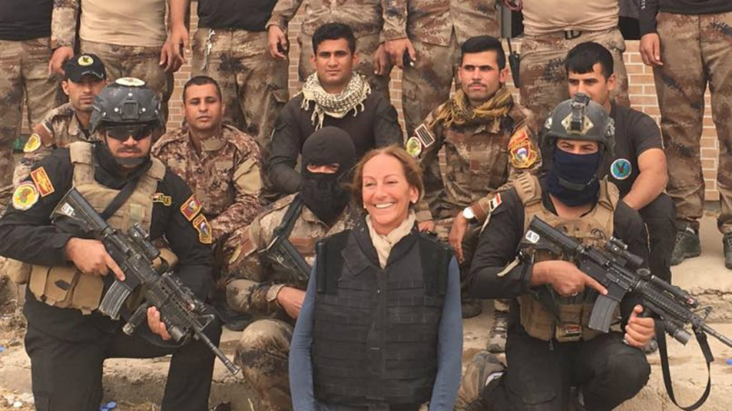 Second French journalist wounded in Iraq's Mosul has died