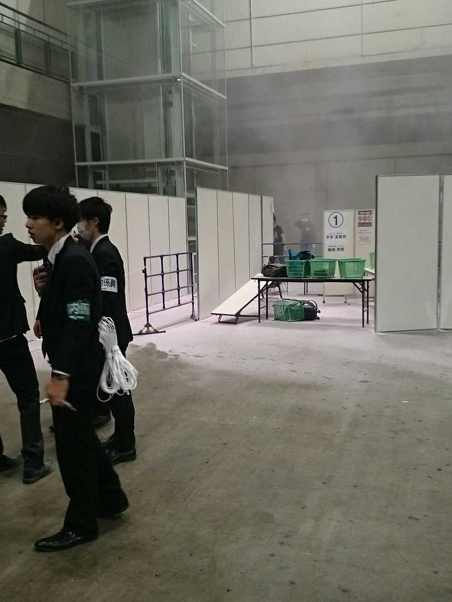 【芸能】アイドルグループ「欅坂46」のイベントで「何者かが発煙筒に火をつけた」と通報©2ch.netYouTube動画>29本 ->画像>108枚