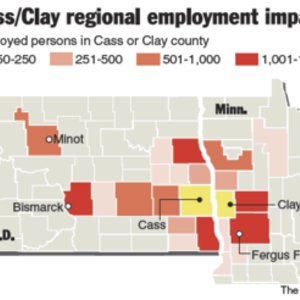 Economic impact is far-reaching: Study shows Fargo-Moorhead flooding could have wide effect on region