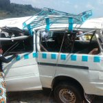 One dead, 17 injured in another Fort Portal car accident