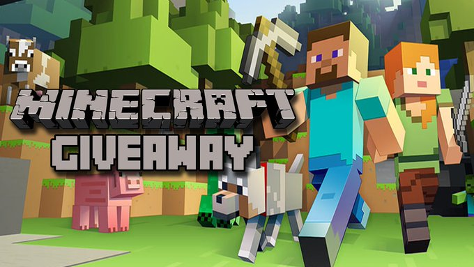 Minecraft PC giveaway!