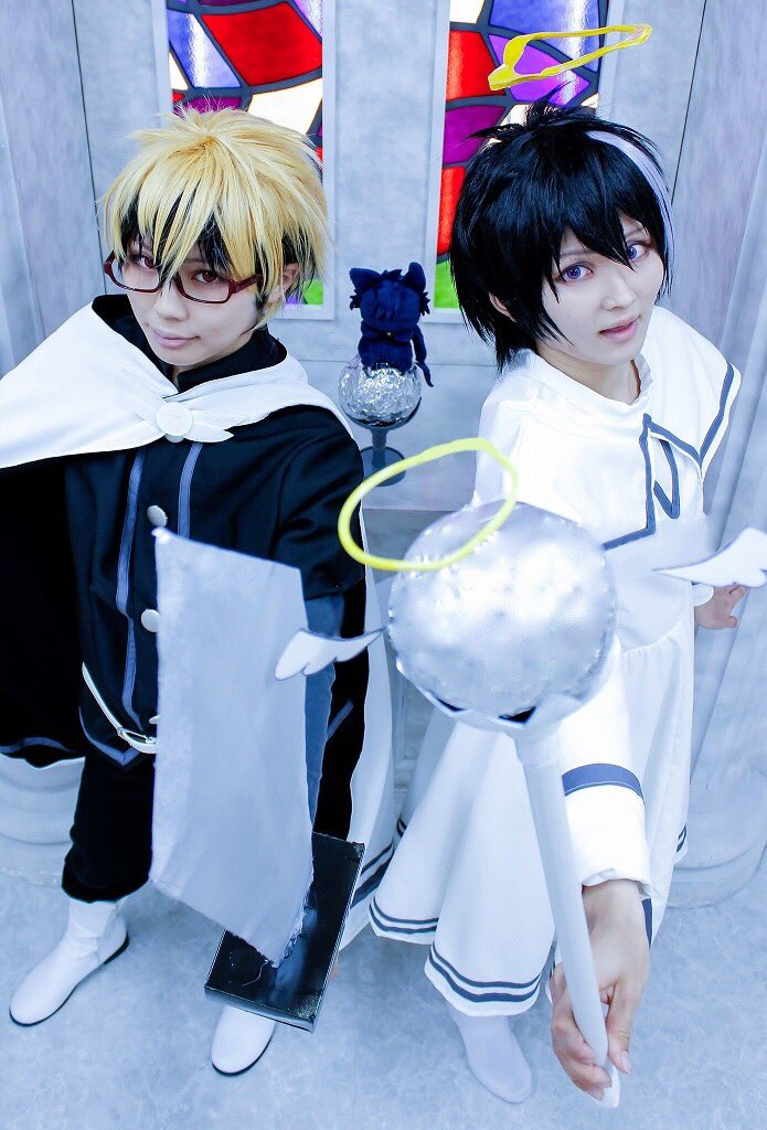 FINAL SERVAMP QUESTリヒト:リンロウレス:オウカ()photo:紗樹( )