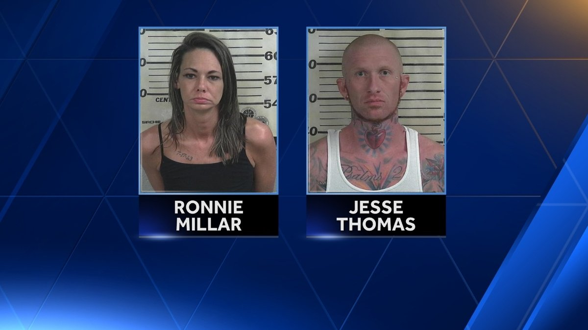 Cullman police arrest Berlin couple suspected of selling drugs