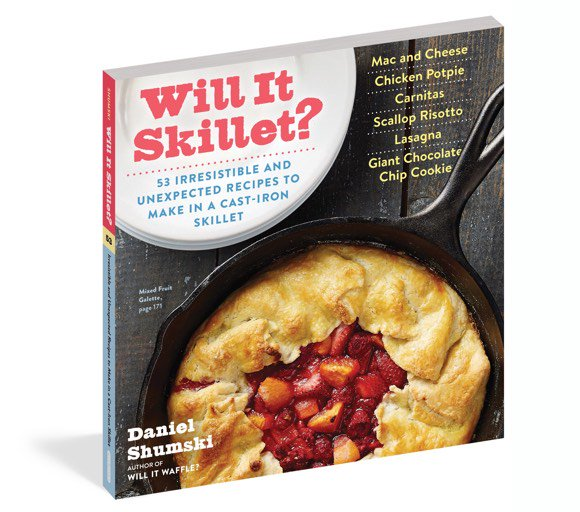 """Will It Skillet?"" giveaway"
