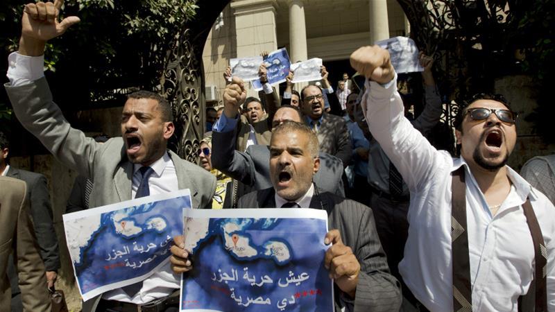Egypt's Sisi ratifies deal transferring islands to Saudi Arabia