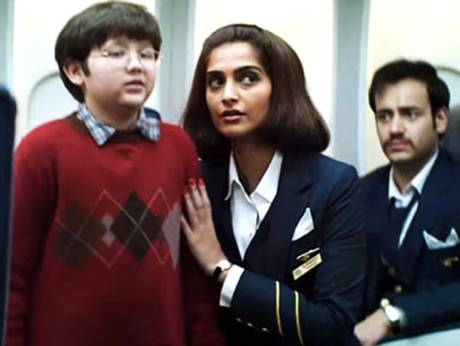 'Neerja' producers accused of criminal conspiracy