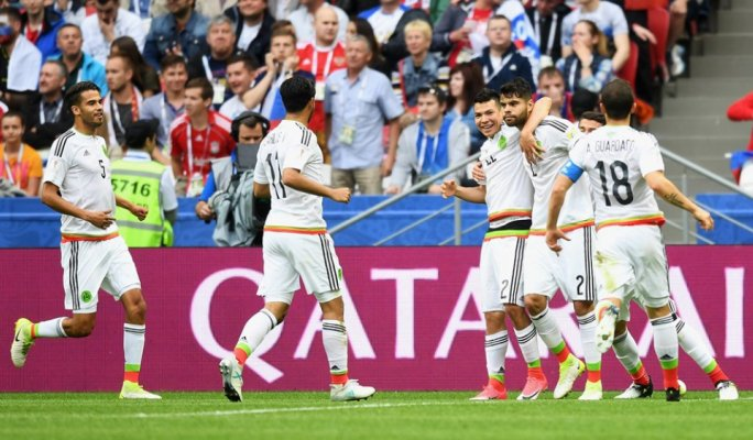 Confederations Cup | Russia 1 – Mexico 2