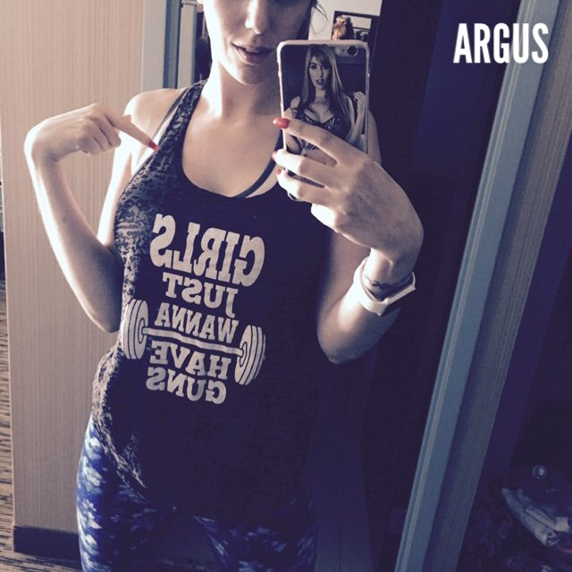 Added .6% on body fat but I'm not giving up! 20% here I come! #argus @azumioinc https://t.co/PIy7MmSYvH