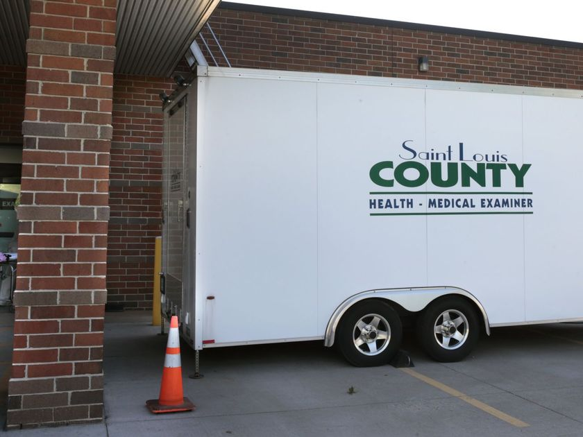 As drug deaths rise, St. Louis County may use portable morgue meant for disasters