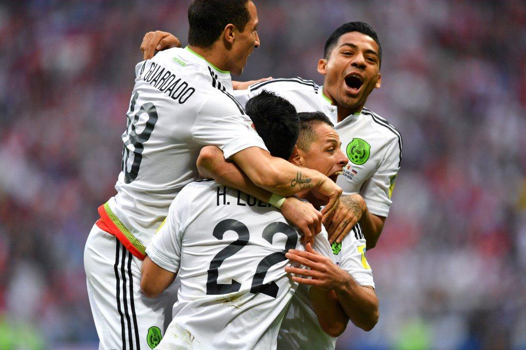 México remonta en el infierno ruso y avanza a semifinales - Diario Co Latino