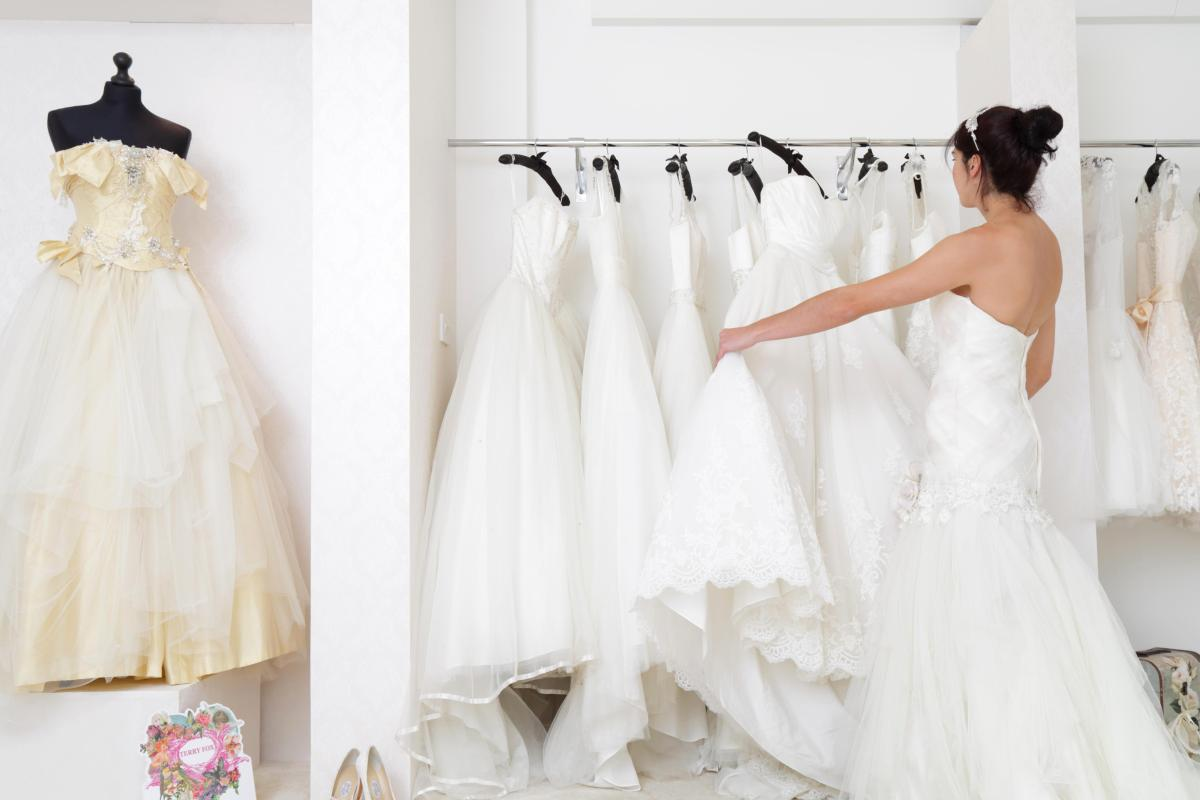 The hidden charge when wedding dress shopping which could set you back £50
