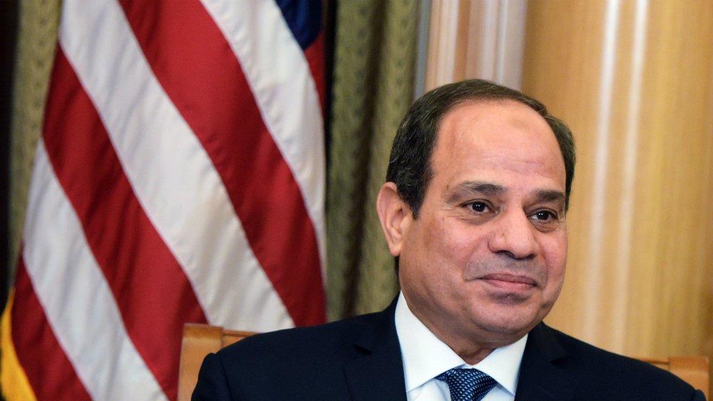 Egypt's Sisi ratifies handover of Red Sea islands to Saudi Arabia