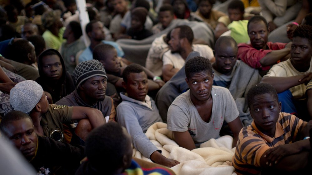 Who profits from the business of human trafficking in Gambia? Watch on @TalktoAlJazeera: