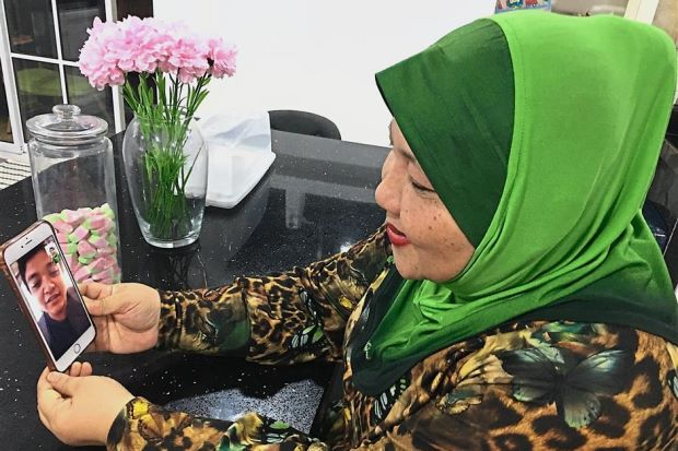 Chef celebrating Raya away from home for first time misses family - Nation