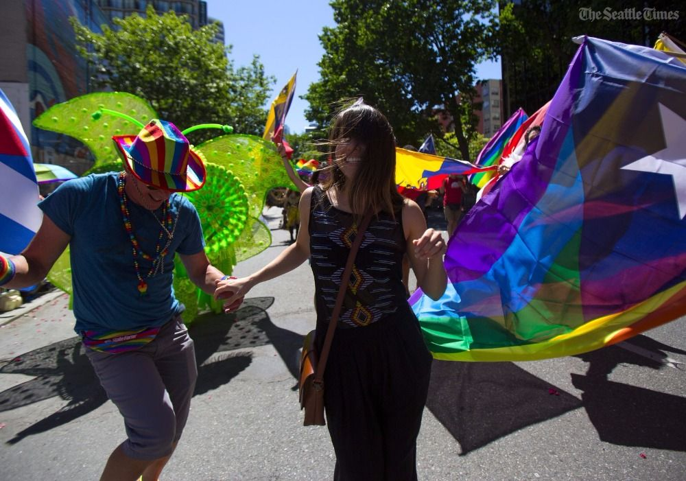 It's Pride weekend! Seattle events will celebrate diversity and community