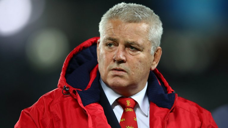 test Twitter Media - Warren Gatland says the Lions-New Zealand series is still alive despite first-Test defeat: https://t.co/F5XxDq0Igo https://t.co/6PajzkM15X
