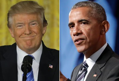 Trump questions why Obama allegedly did 'nothing' about Russia hacking in Fox interview