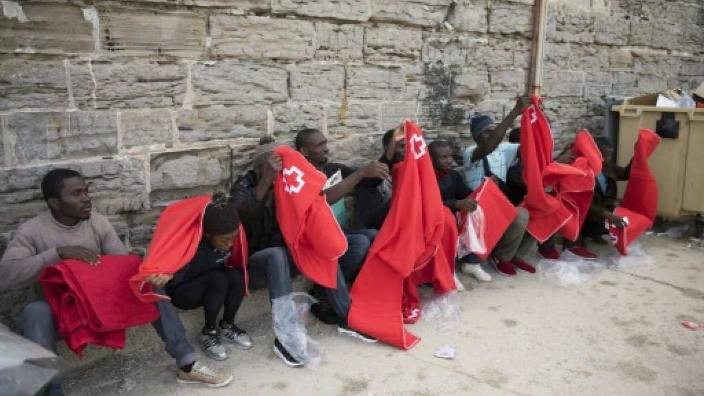 Spain rescues more than 200 migrants from Med