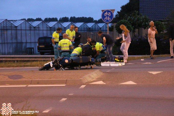 Motorrijder zwaar gewond na ongeluk Nieuweweg https://t.co/8ubEADdAcL https://t.co/NSOrlIHp66