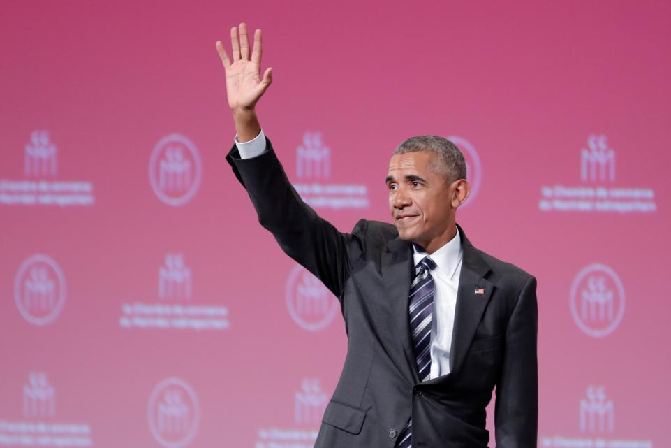 Angelenos may soon be cruising down Obama Boulevard instead of Rodeo Road