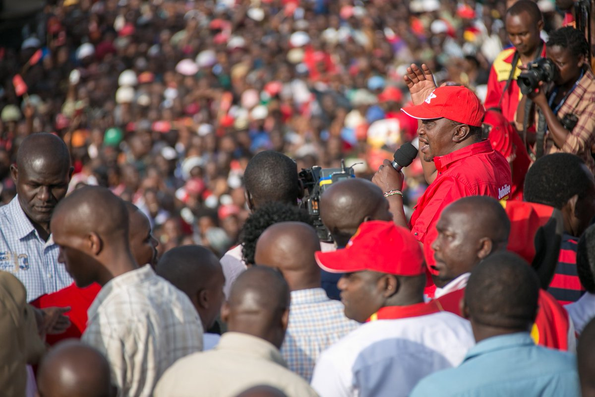 President Kenyatta's administration has extended relief to farmers