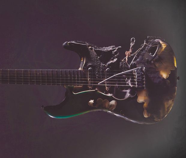 The slow, secret death of the electric guitar - and why you should care
