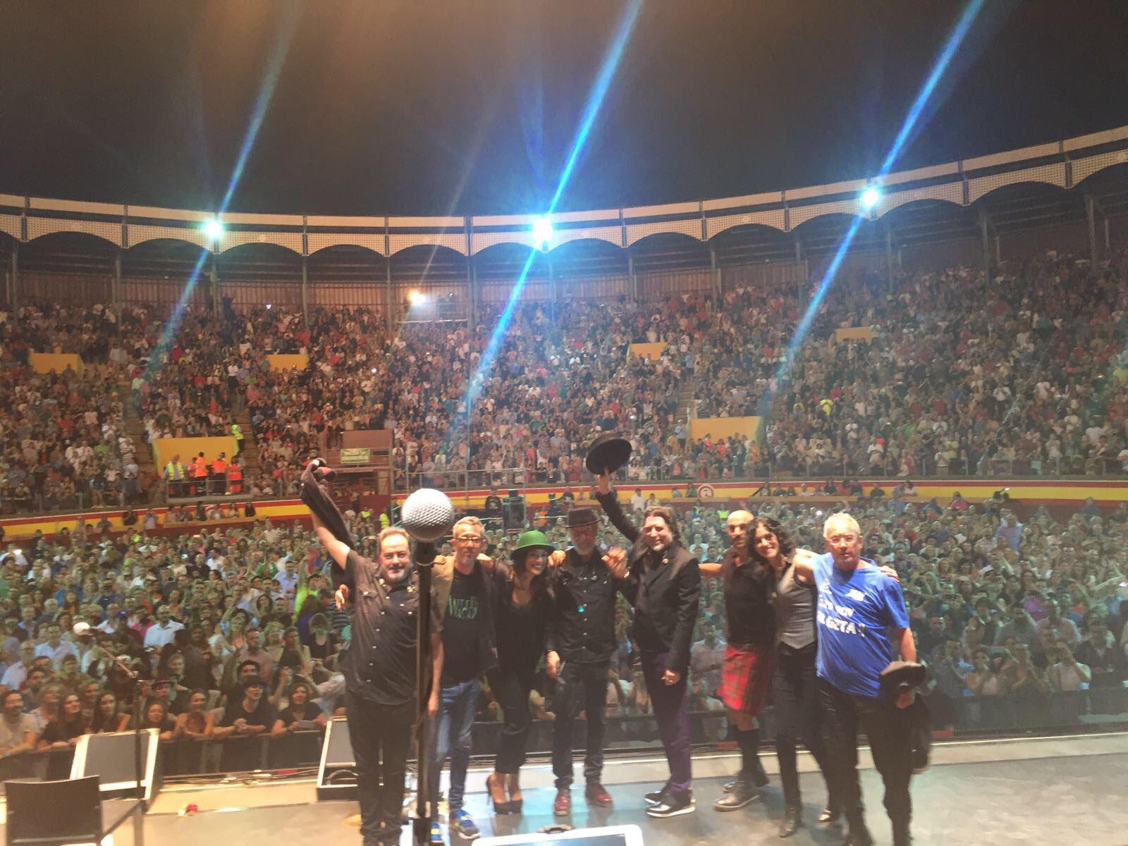 Pedazo de noche , Palencia !!!muchas gracias ! https://t.co/kGDI0TAR3I