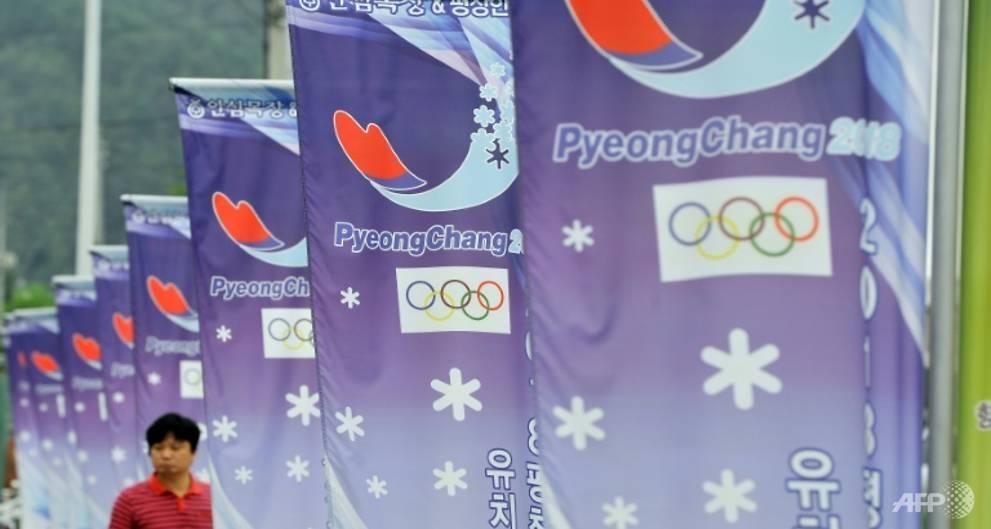 South Korea president invites North Korea to Pyeongchang Olympics