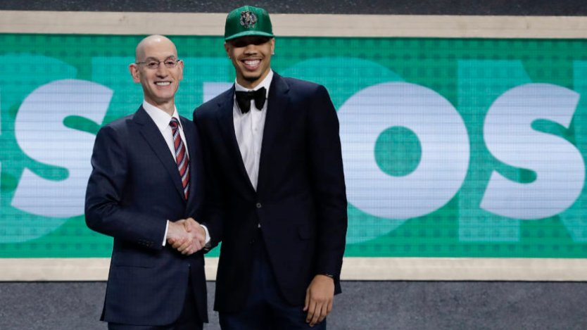 What NBA experts said about the Celtics drafting Jayson Tatum