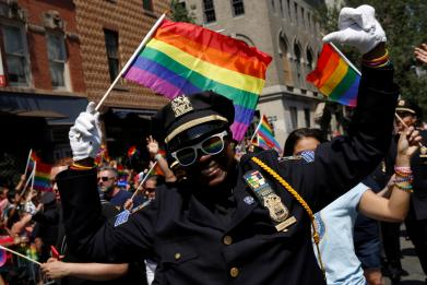 New York prepares to hold its first Pride March since election