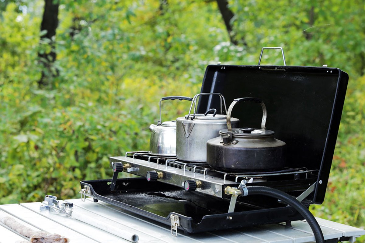 How to Cook up a Storm on Your Next Camping Trip
