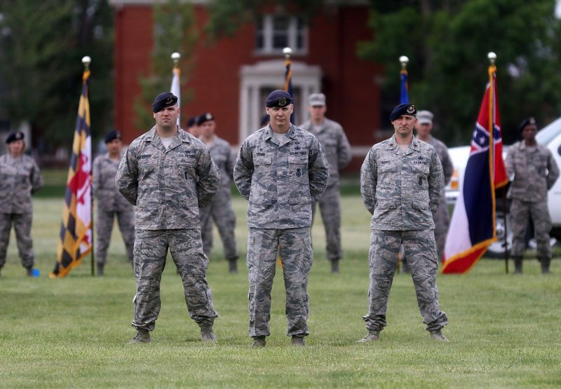 Col. Stacy Huser assumes command of 90th Missile Wing