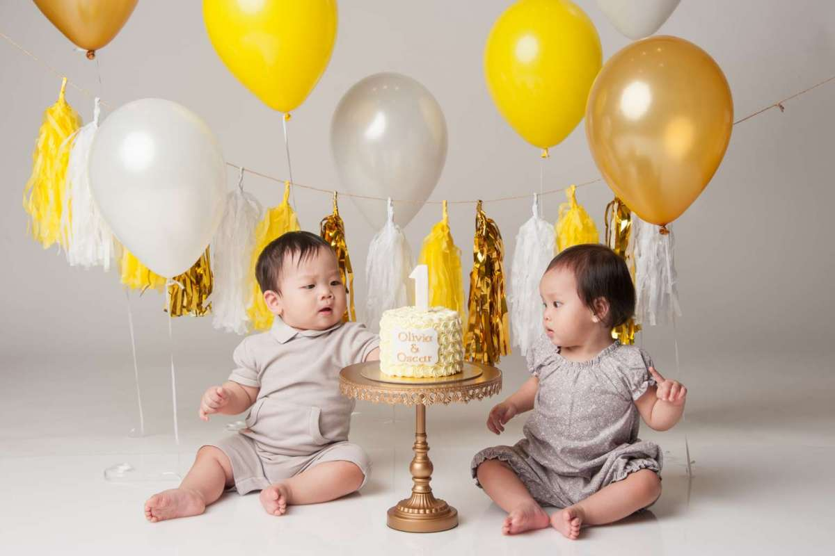 Baby turns 1, with a bang: Parents splurge on birthday celebrations
