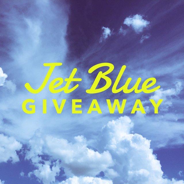 $200 Jet Blue Gift Card Giveaway