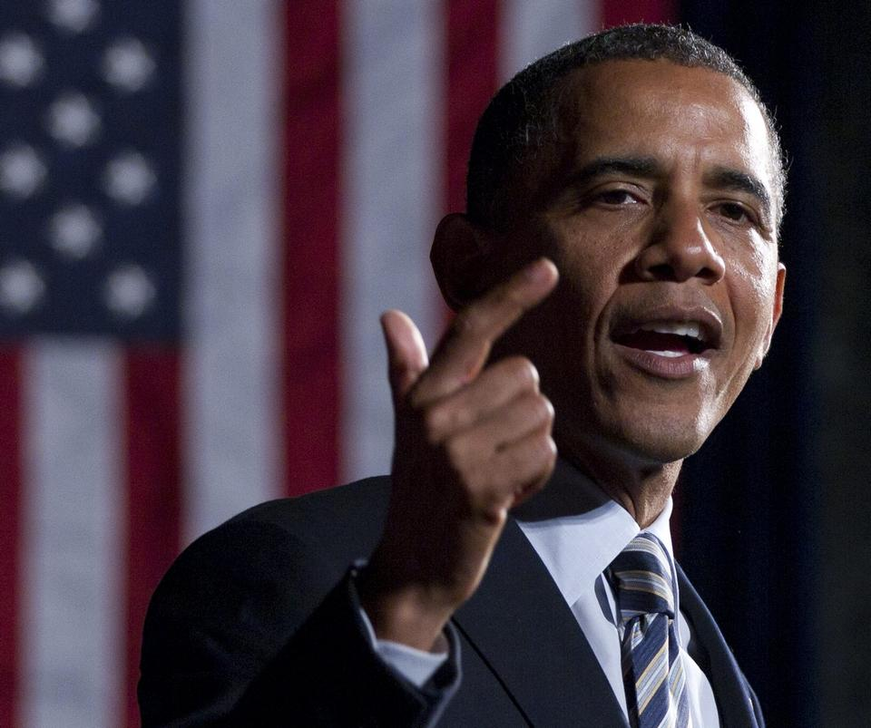 Obama's secret struggle to punish Russia for Putin's election assault