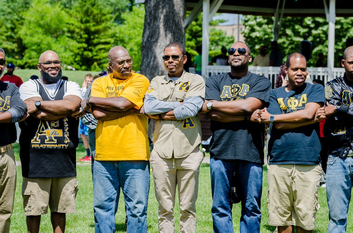 test Twitter Media - The Alphas Men of Alpha Phi Alpha Fraternity are praying men who believe we are first of all, servants of all! #ALPHASTRONG 💪🏾✊🏾🤙🏾 https://t.co/BtQT2eayca