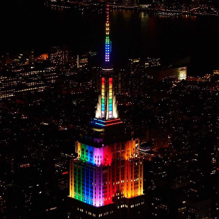 Happy #NYCPride!