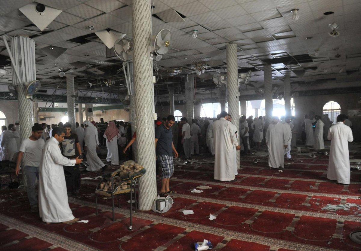 Here's a brief history of terror attacks in Saudi Arabia