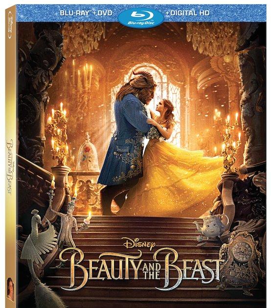 #WIN Beauty & the Beast Blu-ray [6/25]